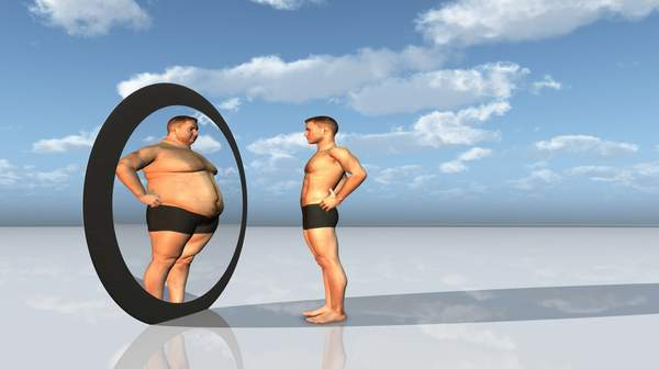 BDD or Body Dysmorphic Disorder