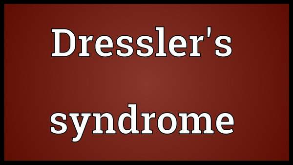 Dresslers Syndrome