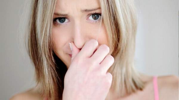 Picture of Vaginal odor