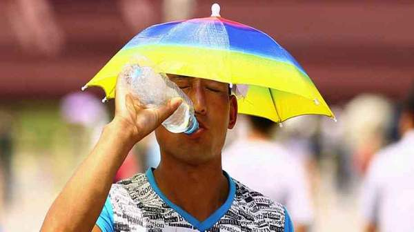 Picture of Preventing Heat Stroke